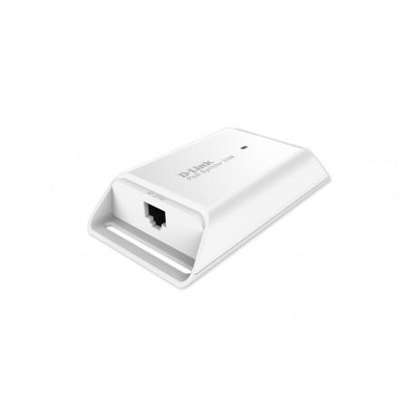 D-Link - DPE-301GS Fast Ethernet,Gigabit Ethernet adaptador e inyector de PoE