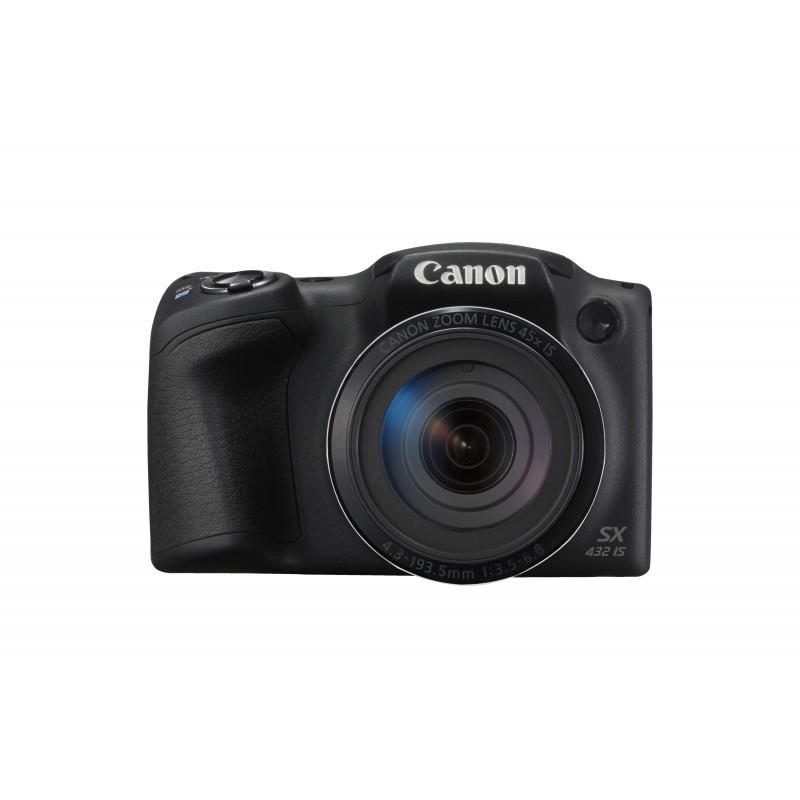Canon - PowerShot SX430 IS Cámara