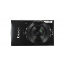 "Canon - Digital IXUS 190 1/2.3"" Cámara compacta 20 MP CCD 5152 x 3864 Pixeles Negro - 1794C001"