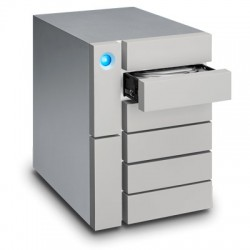 LaCie - 36TB 6big Thunderbolt 3 36000GB Escritorio Plata unidad de disco multiple