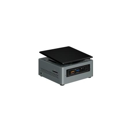 Intel - NUC6CAYH BGA 1296 1.50GHz J3455 Negro, Gris