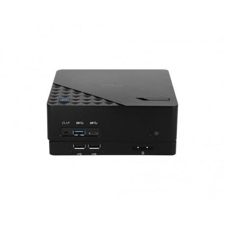 MSI - Cubi 2 Plus Vpro-011XEU 2.5GHz i5-6500T Negro Mini PC