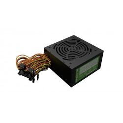 Tacens - APII750 unidad de fuente de alimentación 750 W ATX Negro