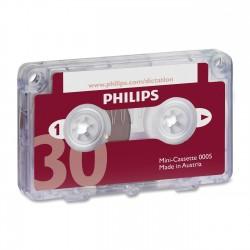 Philips - Audio Minicassette 30min