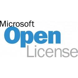 Microsoft - SharePoint Server 1licencia(s) Plurilingüe