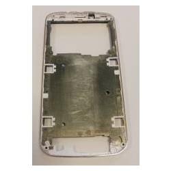 Phoenix Technologies - WCVP7000 recambio del teléfono móvil Middle frame chassis Blanco