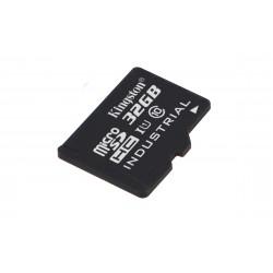 Kingston Technology - Industrial Temperature microSD UHS-I 32GB memoria flash MicroSDHC Clase 10