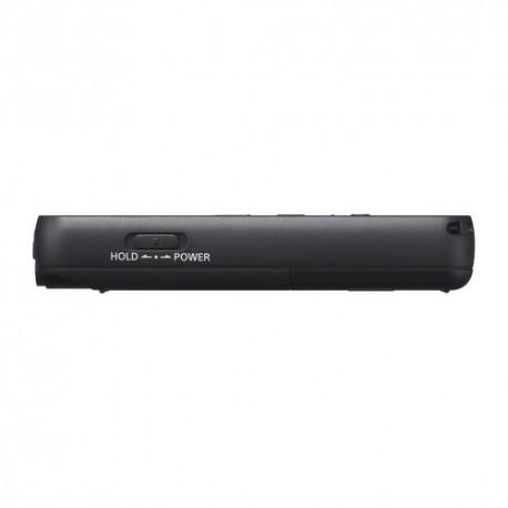 Sony - ICD-PX370 Memoria interna y tarjeta de memoria Negro dictáfono