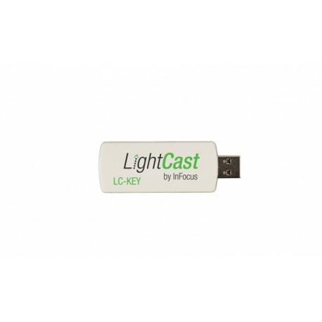 Infocus - INA-LCKEY2 Color blanco aparato USB