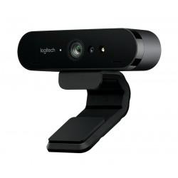 Logitech - BRIO cámara web 4096 x 2160 Pixeles USB 3.2 Gen 1 (3.1 Gen 1) Negro