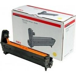 OKI - 42126605 17000páginas Amarillo tambor de impresora