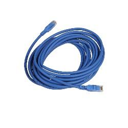 APC - DCEPCURJ05BLM cable de red 5 m Cat5e U/UTP (UTP) Azul