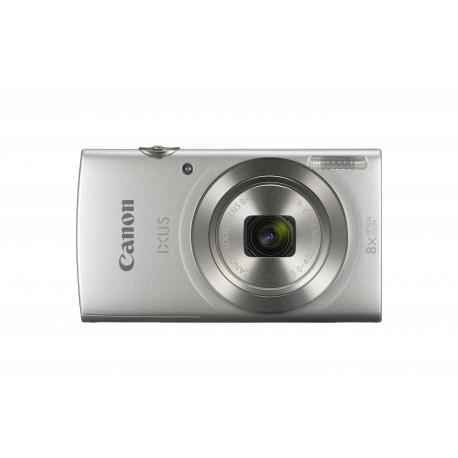 "Canon - Digital IXUS 185 Cámara compacta 20MP 1/2.3"" CCD 5152 x 3864Pixeles Plata"