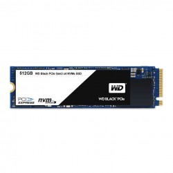 Western Digital - Black SSD PCIe 512GB 512GB PCI Experess PCI Express 3.0