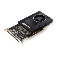 PNY - VCQP2000-PB tarjeta gráfica Quadro P2000 5 GB GDDR5