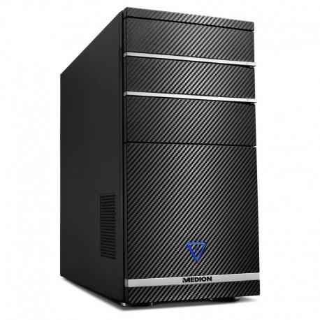 MEDION - AKOYA M11 3.6GHz A10-8750 Negro PC