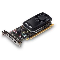 PNY - VCQP1000-PB tarjeta gráfica Quadro P1000 4 GB GDDR5