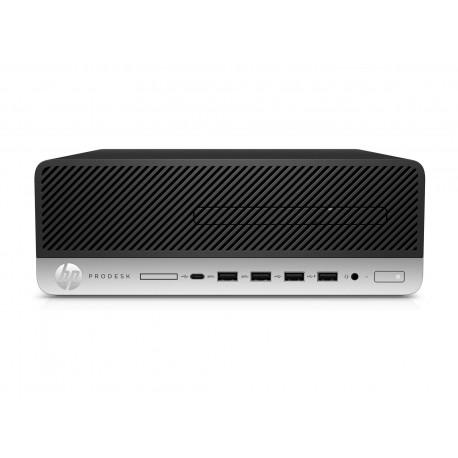 HP - ProDesk PC 600 G3 con factor de forma reducido - 22088729
