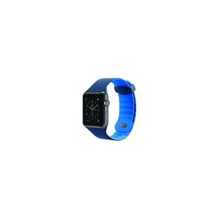 Belkin - F8W729BTC02 Grupo de rock Azul accesorio de relojes inteligentes