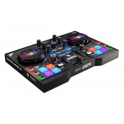 Hercules - Instinct P8 2channels Negro controlador dj - 21590796