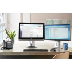 HP - Ratón y teclado inalámbricos compactos