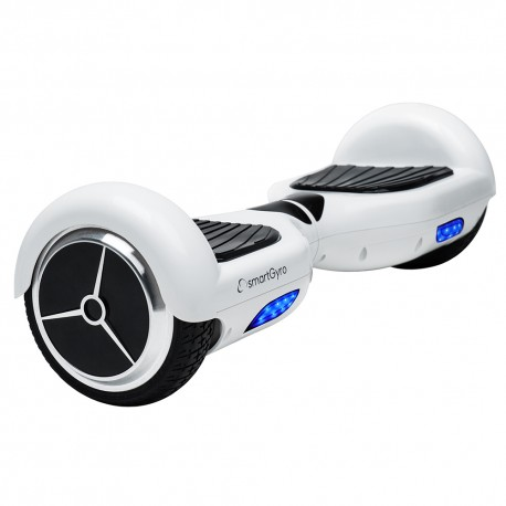 smartGyro - X1 12kmh 4400mAh Blanco scooter auto balanceado