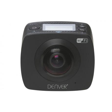 Denver - ACV-8305W 4MP HD-Ready CMOS Wifi 104g cámara para deporte de acción