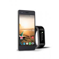 "Wolder - WIAM 46 12,7 cm (5"") 1 GB 8 GB SIM doble 4G Negro 2300 mAh"