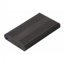 "TooQ - TQE-2524B caja para disco duro externo 2.5"" Caja de disco duro (HDD) Negro"