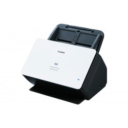 Canon - imageFORMULA ScanFront 400 600 x 600 DPI Escáner con alimentador automático de documentos (ADF) Negro, Blanco A4