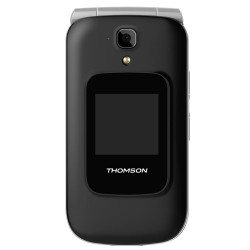 "Thomson - Serea 75 2.8"" Negro Teléfono básico"