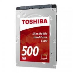 """Toshiba - L200 500GB 2.5"""" Serial ATA III Unidad de disco duro"""