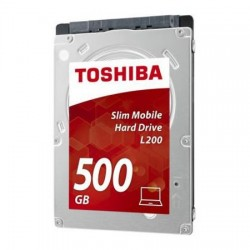 "Toshiba - L200 500GB 2.5"" Serial ATA III"