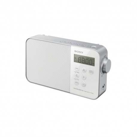 Sony - ICF-M780SL Portátil Blanco radio
