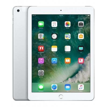 Apple - iPad 128GB 3G 4G Plata tablet - 22233190