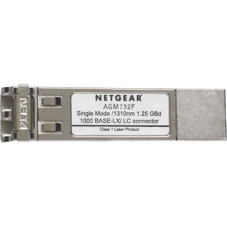 Netgear - Fibre Gigabit 1000Base-LX (LC) SFP GBIC Module componente de interruptor de red