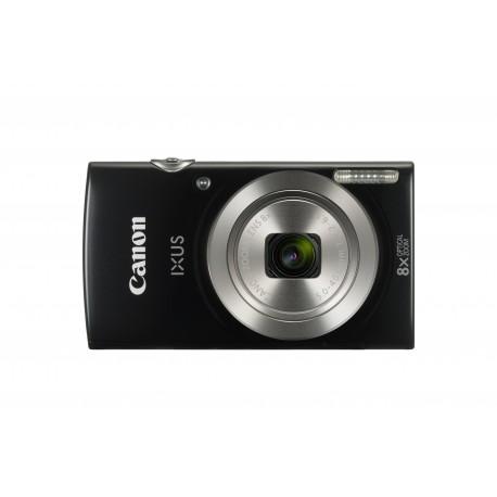 "Canon - Digital IXUS 185 Cámara compacta 20MP 1/2.3"" CCD 5152 x 3864Pixeles Negro - 22017922"