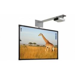 """Promethean - ActivBoard Touch pizarra y accesorios interactivos 198,1 cm (78"""") 32767 x 32767 Pixeles Pantalla táctil Negro, Blan"""