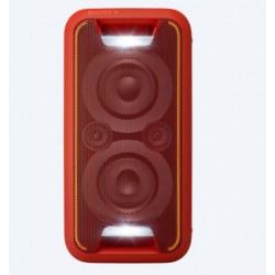 Sony - GTK-XB5 Minicadena de música para uso doméstico Rojo