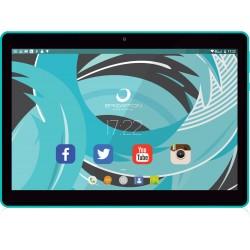 "Brigmton - BTPC-1019 25,4 cm (10"") Allwinner 1 GB 16 GB Wi-Fi 4 (802.11n) Negro, Azul Android 6.0"