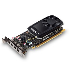 PNY - VCQP1000DVI-PB tarjeta gráfica Quadro P1000 4 GB GDDR5