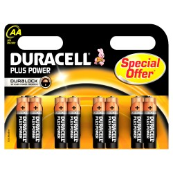 Duracell - Plus Power Single-use battery AA Alcalino - 5000394017795