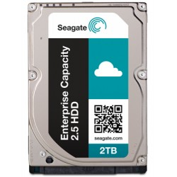 "Seagate - Constellation .2 2TB 2.5"" 2048 GB SAS"