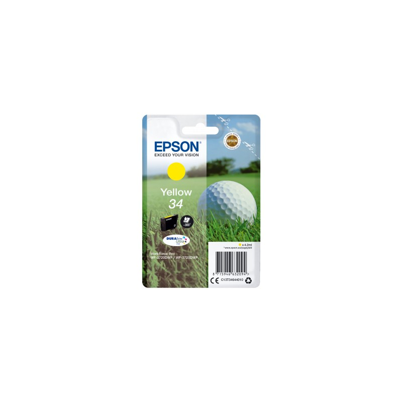 Epson - Golf ball Singlepack Yellow