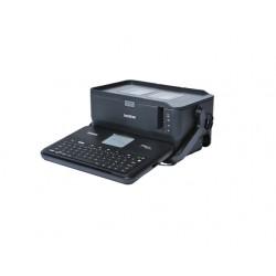 Brother - PT-D800W impresora de etiquetas Transferencia térmica 360 x 360 DPI Inalámbrico y alámbrico TZe QWERTY