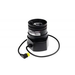 Axis - 5800-791 Cámara IP Telephoto lens Negro lente de cámara