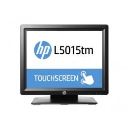 """HP - L5015tm monitor pantalla táctil 38,1 cm (15"""") 1024 x 768 Pixeles Negro Multi-touch Mesa"""