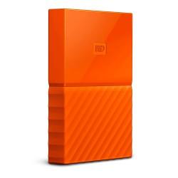 Western Digital - My Passport disco duro externo 1000 GB Naranja
