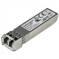 StarTech.com - Transceptor de Fibra SFP+ de 10Gb 10GBase-SR Compatible Cisco SFP-10G-SR-S Mini GBIC Multimodo LC 300m DDM
