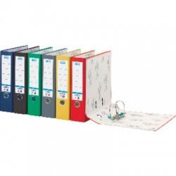 Elba - Archivador palanca Rado Top Folio Lomo 80mm Verde